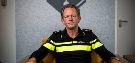 Bedroefde politiechef na stevige kritiek van politiek: 'Ik schaam me voor racistische uitspraken'