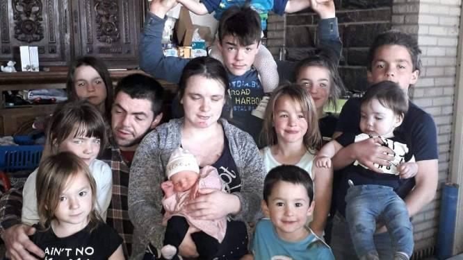 Gwenny (32) is zwanger van de twaalfde: broertje voor Alex, Axel, Xela, Lexa, Xael, Xeal, Exla, Leax, Xale, Elax en Alxe