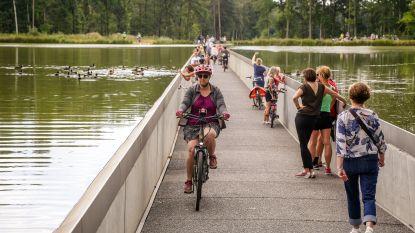 Park Bokrijk geopend voor wandelaars en fietsers: Heropening Luchtmuseum is gepland voor 2 mei