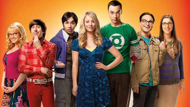 The Big Bang Theory Beeld CBS
