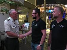 Hans Nagtegaal uit Oirschot maakt speciale app voor veteranen: voor contact en steun