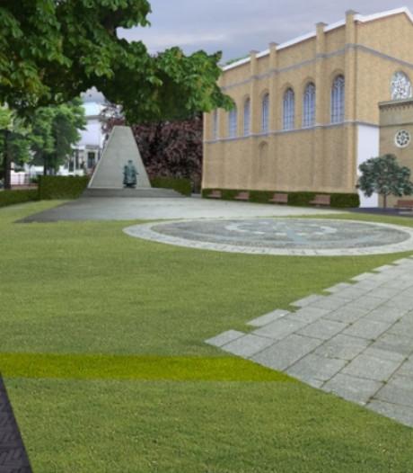Haagse Stadspartij in verzet tegen bomenkap Paleisplein: 'Boom koelt tien keer beter dan airconditioner'