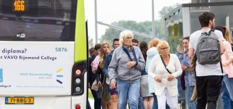 Connexxion pakt dienstregeling weer op in Hoeksche Waard