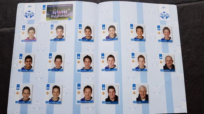 Uit het HVCH-plaatjesboek van 2010: de D1.