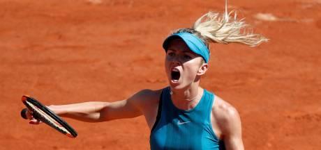 Svitolina met moeite naar tweede ronde Roland Garros