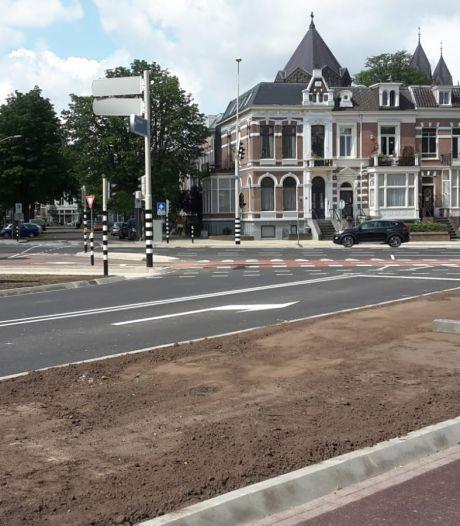 Nieuwe Sint Annastraat geeft ruimte aan fietsers, drukker op Keizer Karelplein