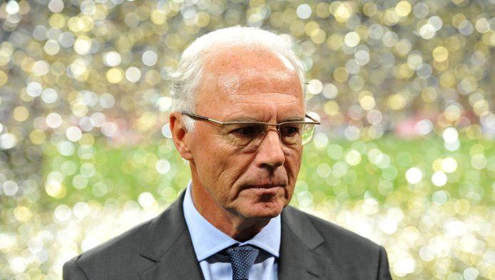 Beckenbauer werd vanmiddag ondervraagd door het Zwitserse parket
