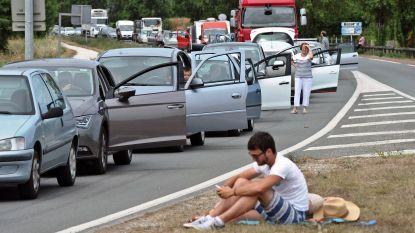 Vakantiegangers, opgelet: komend weekend wordt opnieuw érg druk op Europese wegen