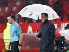 Berizzo met gelijkspel terug bij Sevilla