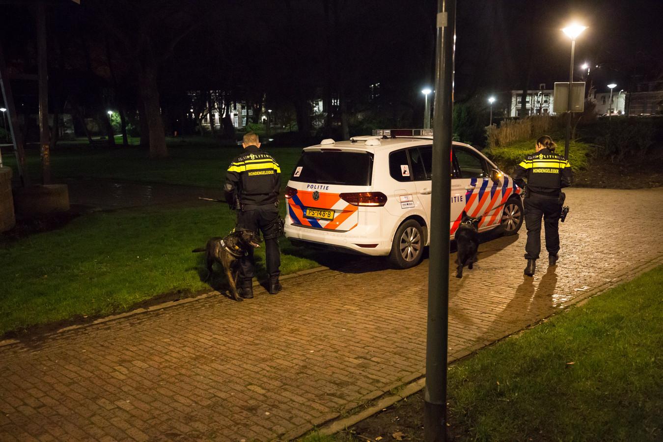 De politie moest eerder dit jaar nog uitrukken voor verschillende incidenten in het stadspark.