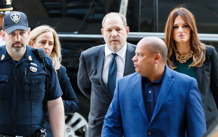 De rechtszaak tegen Harvey Weinstein vindt 'gewoon' plaats in New York.