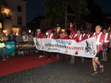 Roparun levert Zutphen weer geldprijs op, ditmaal 12.500 euro