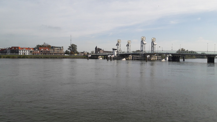 De Stadsbrug in Kampen