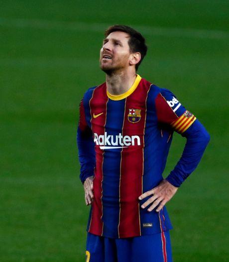 Alles is nog mogelijk voor Barça, maar nederlaag tegen Granada kan grote gevolgen hebben