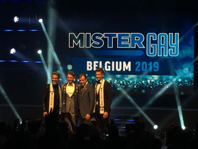 Election de Mister Gay Belgium 2019