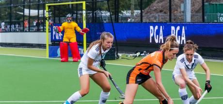 Aanvalster Donja Zwinkels van Oranje-Rood naar HC Tilburg