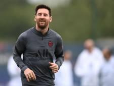 Lionel Messi est bien de retour dans le groupe du PSG face à Manchester City