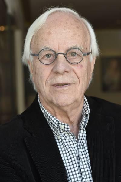 → Rechts: Bram van der Vlugt, die 19 december 2020 overleed aan de gevolgen van corona.