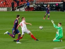 Frenkie dompelt Luuk in rouw: Barça plaatst zich na heerlijke comeback voor Copa-finale