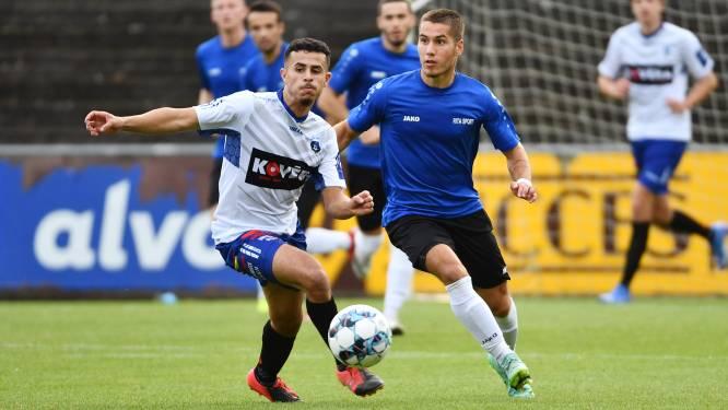 """Amir Lemti (KSK Heist) mag het zondag op het veld van leider FC Liège proberen waar te maken: """"Als we een perfecte wedstrijd spelen, zit er misschien wel puntengewin in"""""""