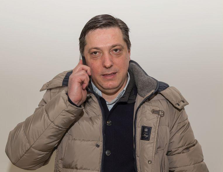 Ex-voorzitter Johan Timmermans over makelaar Dejan Veljkovic (foto): 'Het stoort mij dat KV Mechelen altijd aan hem werd gelinkt, terwijl ook andere clubs spelers van hem hadden.' Beeld PhotoNews