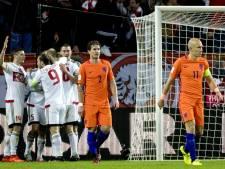 Oranje weer eens favoriet tegen Wit-Rusland