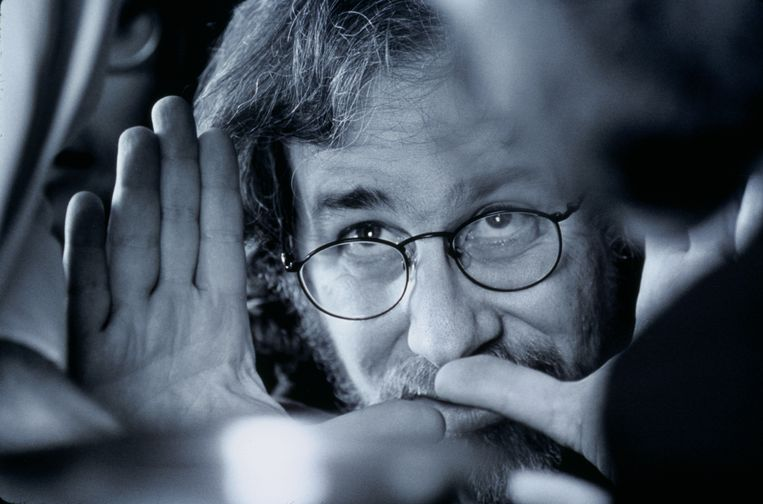 Regisseur Steven Spielberg. Beeld rv