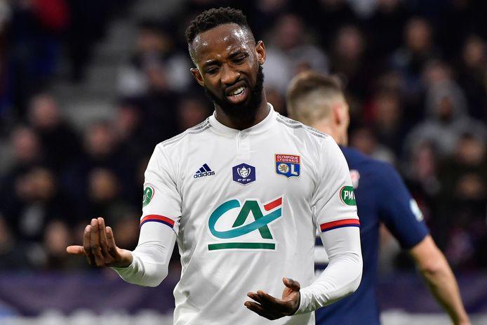 Moussa Dembélé.