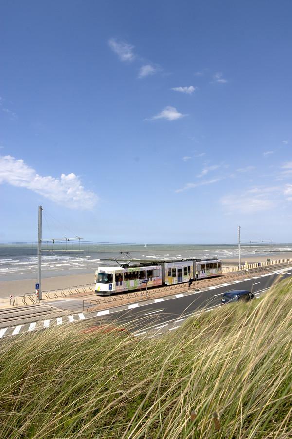 De Belgische kusttram