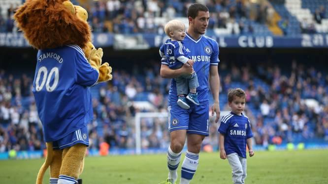 Eden Hazard 'Speler van het Jaar' voor Chelsea-fans