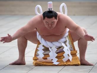 Slecht signaal in de aanloop naar de Olympische Spelen: grootste Japanse sumokampioen test positief