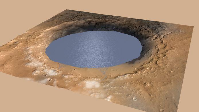 NASA/JPL-Caltech/ESA/DLR/FU Berlin/MSSS