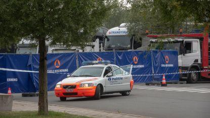 Twintigtal transmigranten opgepakt op E40 in Wetteren