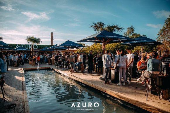 Azuro in Kortrijk.
