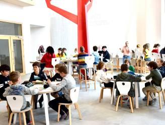 """Kleuters en leerlingen KAZ stappen school van de toekomst binnen: """"Kinderen op een speelse manier stimuleren om voortdurend te leren"""""""