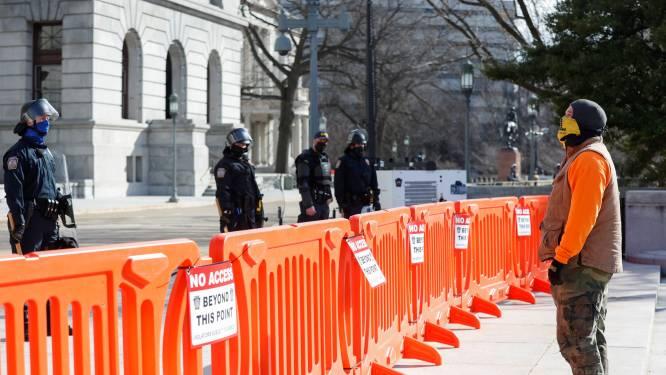 Twaalf leden National Guard geweerd van inauguratie Biden