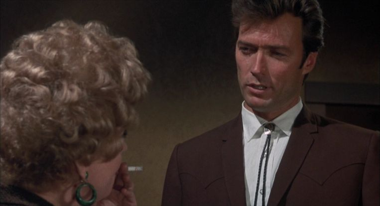 Clint Eastwood in Coogan's Bluff. Beeld filmstill