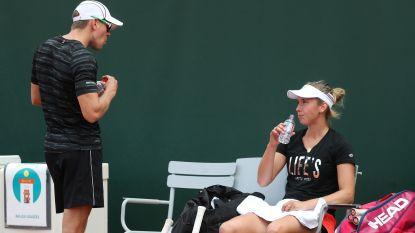 Mertens en Coppejans komen vandaag in actie op Roland Garros