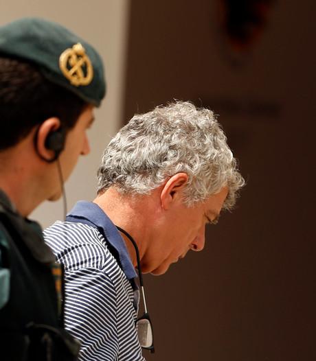 Spanje schorst opgepakte Villar voor één jaar