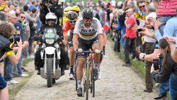 """Wallays over aanrijding met Sagan in Parijs-Roubaix: """"Ik dacht: wat is dat voor een gek?"""""""