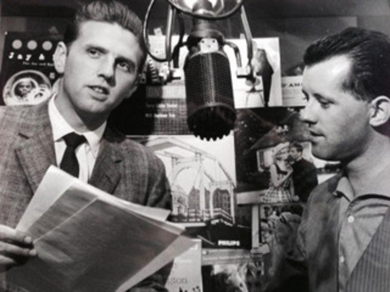 Guus Jansen (links). Beeld Rechtenvrij