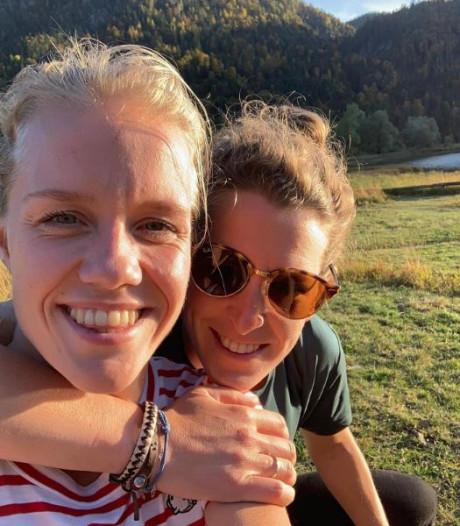 Ireen Wüst deelt romantisch kiekje met verloofde en de wijze raad van Hans Teeuwen