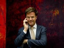 Mark Rutte steekt Hoogerland hart onder de riem