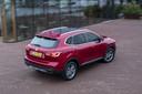 De nieuwe MG EHS (Electric Hybrid SUV) is ruim en aantrekkelijk geprijsd