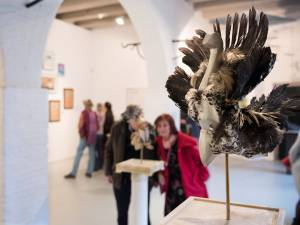Kunstenaarscollectief STOK niet moedeloos, wél boos