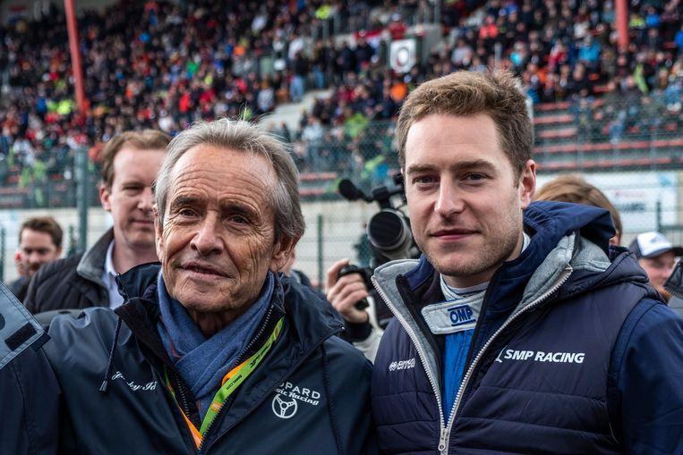 Racelegende Jacky Ickx en Stoffel Vandoorne zijn beide van de partij in Knokke.