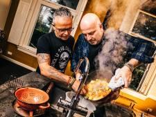 Rock-'n-roll in de keuken: kookboek Paskal Jakobsen en Edwin Vinke