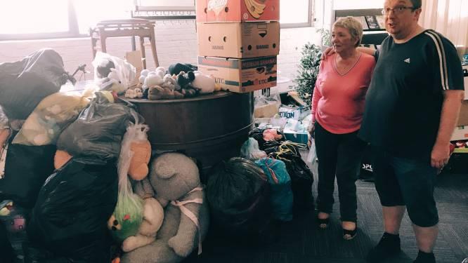 Aalsterse hulpactie: Wie helpt bij sorteren van de hulpgoederen?