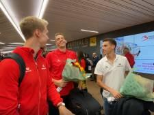 """Le retour au pays des Belgian Tornados: """"On veut aller chercher le Graal olympique"""""""