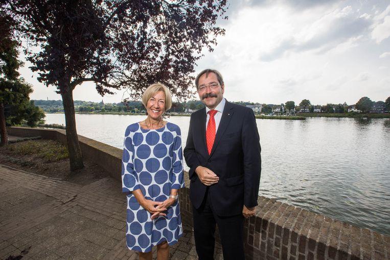 Marleen Verding is secretaresse van Theo Bovens, gouverneur in Nederlands- Limburg.